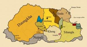 bhutan languages